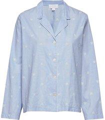 pajama shirt in poplin top gap
