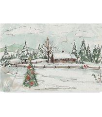 "anne tavoletti seasonal charm x canvas art - 20"" x 25"""