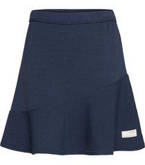 sweep away skirt kort kjol blå odd molly