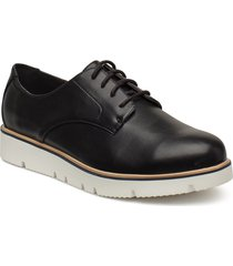 biabita derby laced up shoe snörade skor låga svart bianco