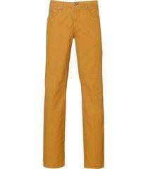 sale - jac hensen jeans - modern fit - geel