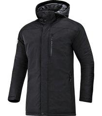 jako winter parka 7206-08 zwart