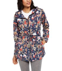 columbia plus size west bluff printed jacket