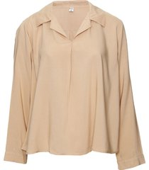 blusa beige enc madison