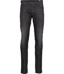 d-luster l.34 trousers slim jeans zwart diesel men