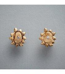 distant sun earrings