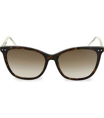 55mm core square sunglasses