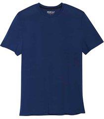 awearness kenneth cole men's awear-tech modern fit crew neck short sleeve tee blue - size: xxl