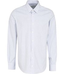 lanvin classic italian collar cotton shirt