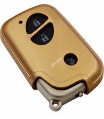 metallic painted hard key case cover fit lexus rx350 rx450h 2010-2013 ct200h 201