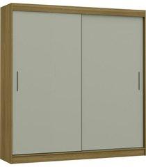 guarda roupa accordi linha quaro castro 2 portas ref: 3681a
