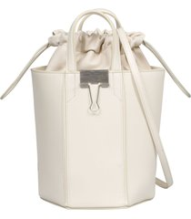 off-white allen bucket bag