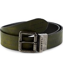 b-douckle reversible leather belt