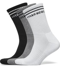 walter underwear socks regular socks grå lyle & scott
