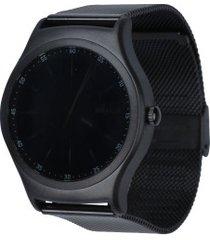 relógio inteligente smartwatch seculus smart digital 79001mpsvp - unissex - preto