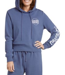 dickies juniors' cotton logo hoodie