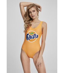 badpak urban classics maillot de bain femme urban classic fanta logo