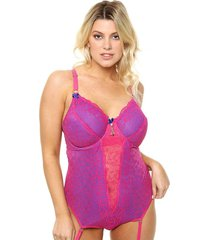 body fucsia playboy amelie plus