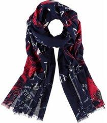 fraas nautical oblong scarf