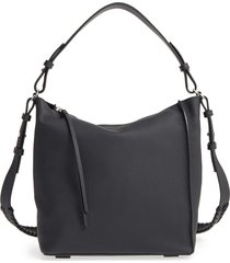 allsaints kita leather shoulder/crossbody bag -