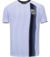 camiseta do santos insight - masculina - branco