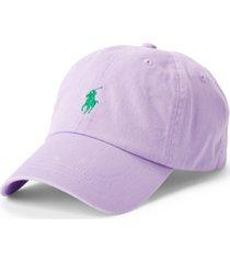 polo ralph lauren men's chino ball cap