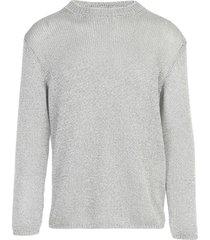 comme des garçons homme plus polyester sweater