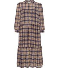 naja dress knälång klänning lila lollys laundry
