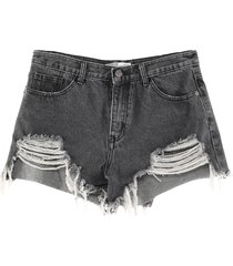 premium original denim denim shorts