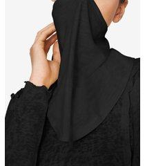b new york cotton adjustable neck scarf