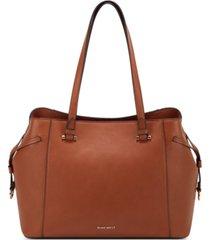 nine west monroe shoulder satchel