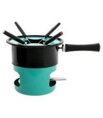 aparelho de fondue viena 8 peças - forma