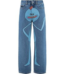 gcds 5-pocket jeans