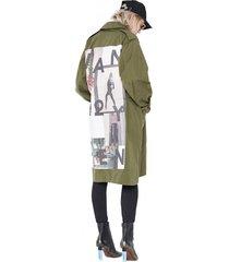 płaszcz cool army