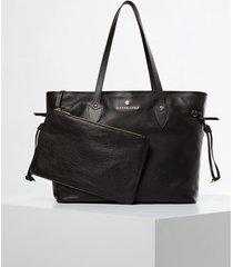 skórzana torba luxe typu shopper model sofie