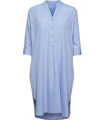 kate tunic dress chambray tunika blå moshi moshi mind