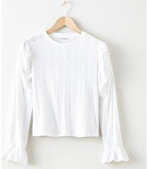 maglia (bianco) - bodyflirt