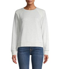 mandi heather sweatshirt