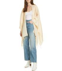 women's rag & bone summer poncho