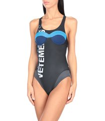 vetements one-piece swimsuits