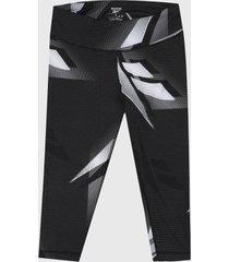 capri negro-gris-blanco reebok myt printed