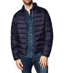 chaqueta imential downr azul tommy hilfiger