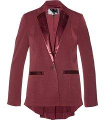 blazer con pieghe (rosso) - bpc selection premium
