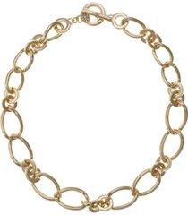laundry by shelli segal chain collar necklace