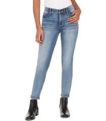 sound/style amazing ab slimmer skinny jeans