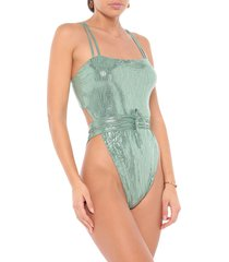 district by margherita mazzei one-piece swimsuits