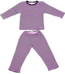 pijama rosa shimpumpam rayado