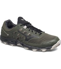 wave hayate 5 shoes sport shoes running shoes grön mizuno