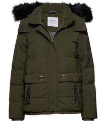 jackets outdoor woven gevoerd jack groen edc by esprit