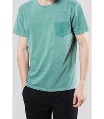 camiseta bolso limo pica-pau bordado reserva - masculino